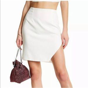 $110 Revolve NBD asymmetrical skirt